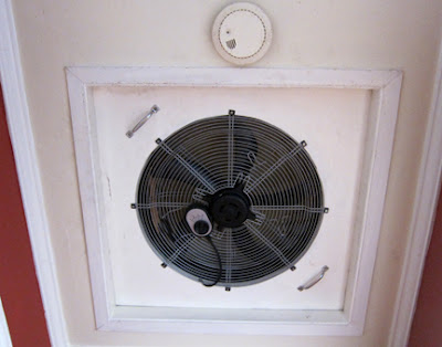 A Diy Whole House Fan Root Simple