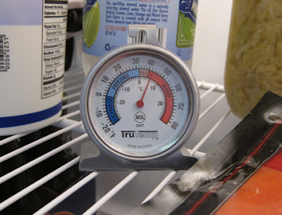 Why You Should Have A Thermometer In Your Refrigerator