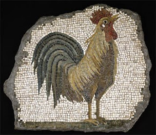 Roman+mosaic+cockerel+310708fburr201
