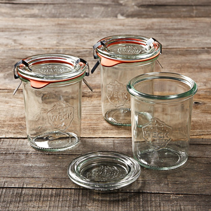 Oz Yogurt Glass Jars With Wide Mouths