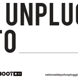Image from Reboot&#039;s Unplugging campaign.