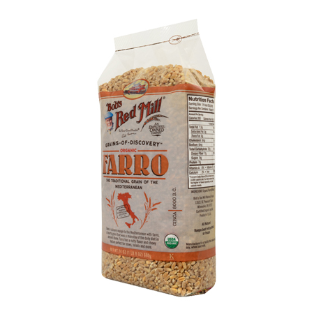 Bob's Red Mill's &quot;Farro&quot;