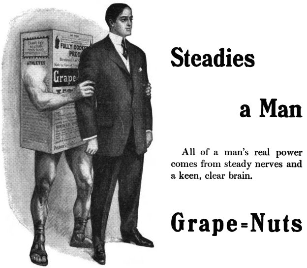 Grape Nuts ad