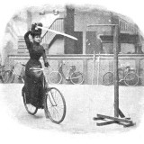 Fancy Cycling, 1901