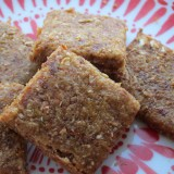 sprouted grain bars