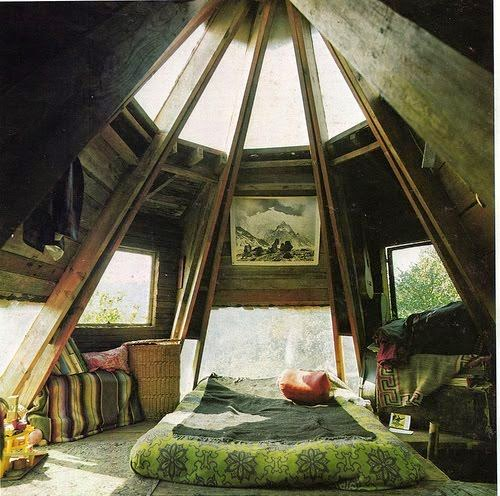 attic room of my dreams
