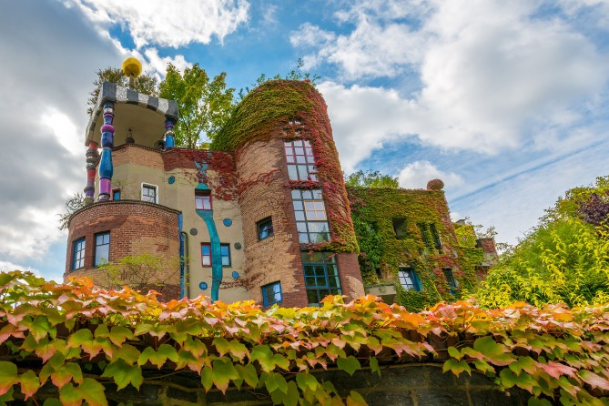 Hundertwasserhaus_Bad_Soden_Autumn