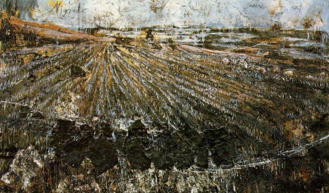 nigredo by anselm kiefer