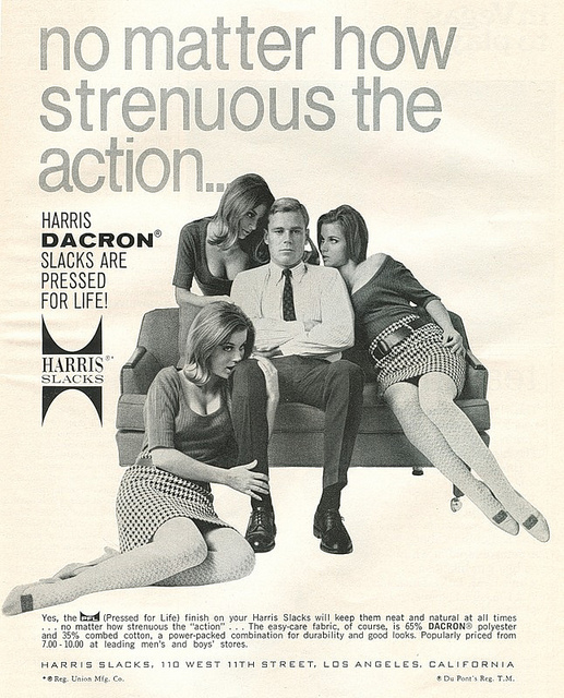 Dacron-Trousers-Advert