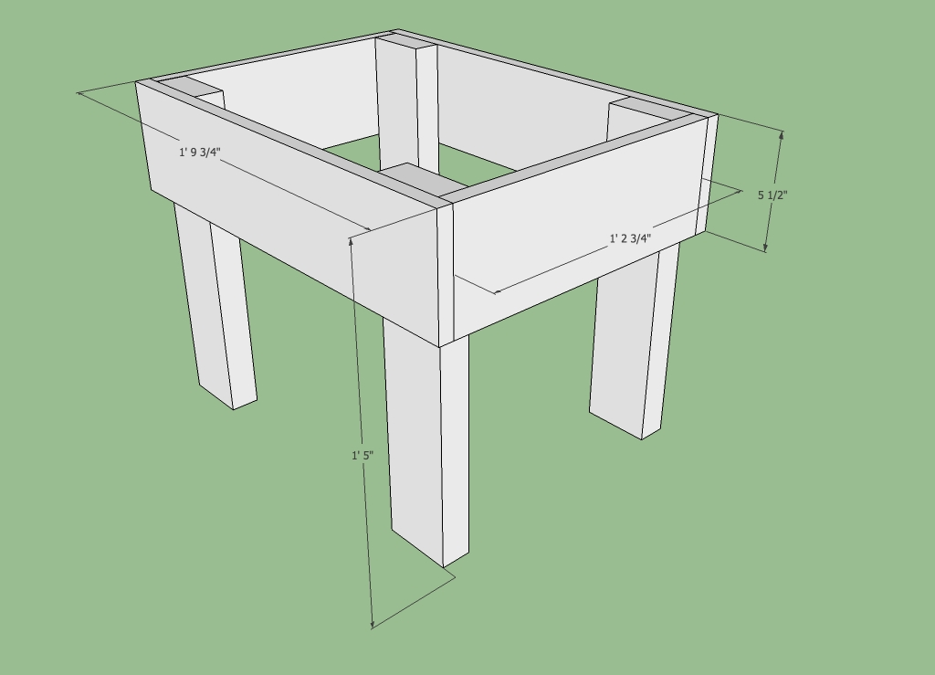 Hive Stand Designs : Why i don t like wooden hive stands root simple