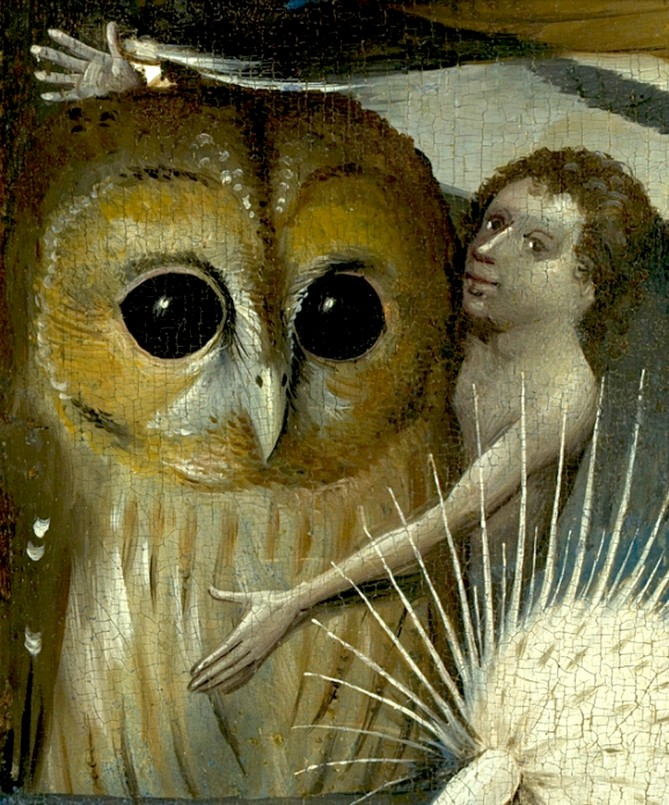 Bosch,_Hieronymus_-_The_Garden_of_Earthly_Delights,_central_panel_-_Detail_Owl_with_boy