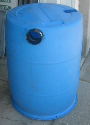 Make A Rain Barrel Root Simple
