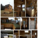 100 square foot off grid house
