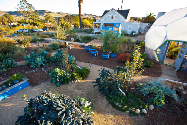 Home Design: Permaculture Design Course At The Ecology Center In San