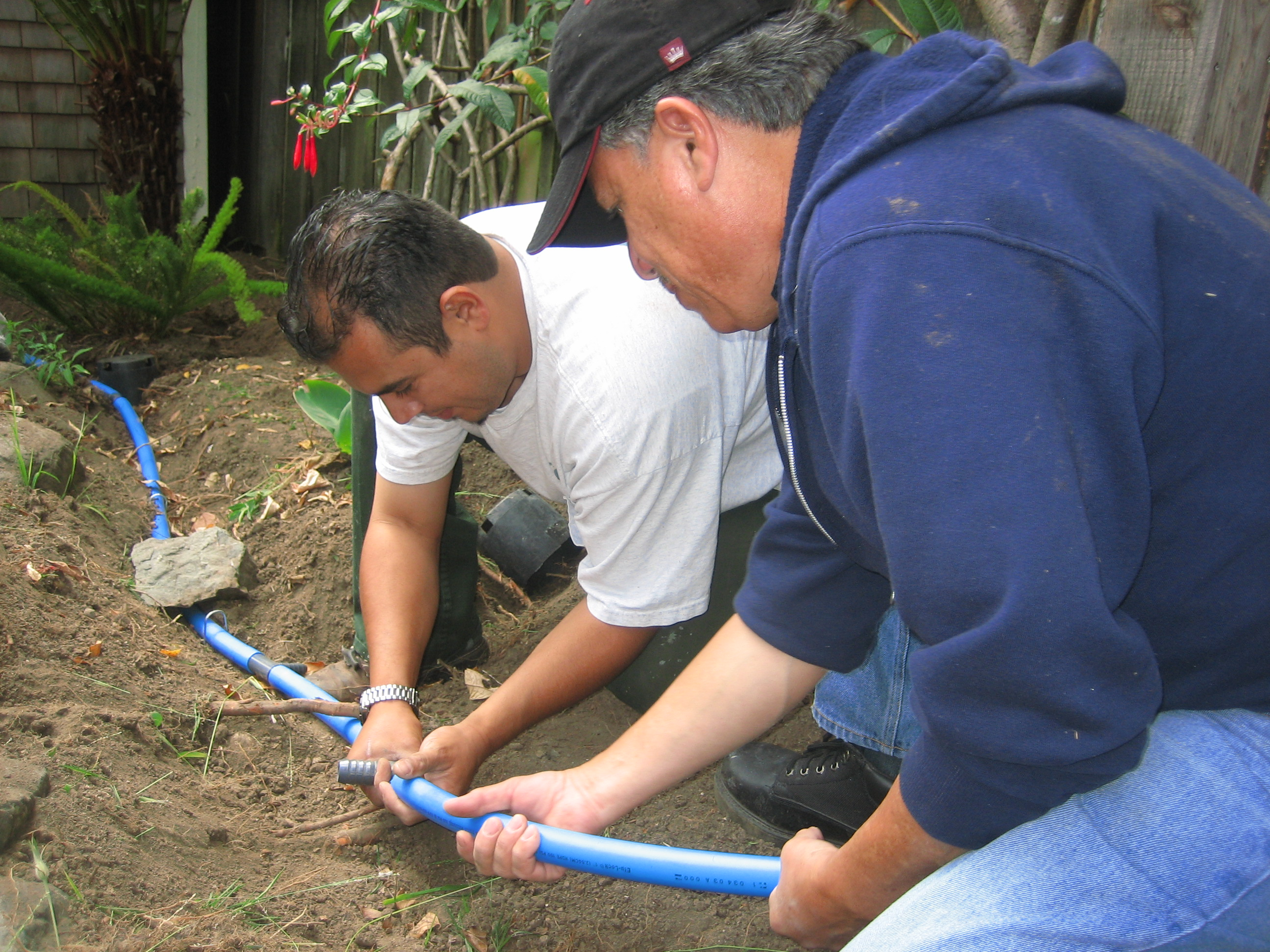 Greywater Action Installer Course Root Simple