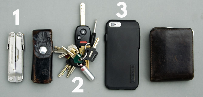 what s your everyday carry root simple